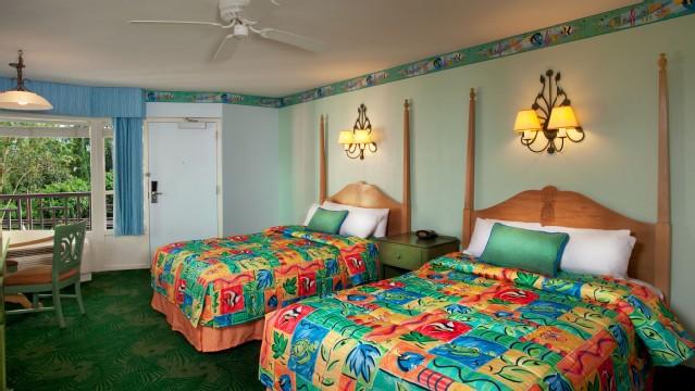 Caribbean Beach Resort The Pool Standard Rooms Pirate