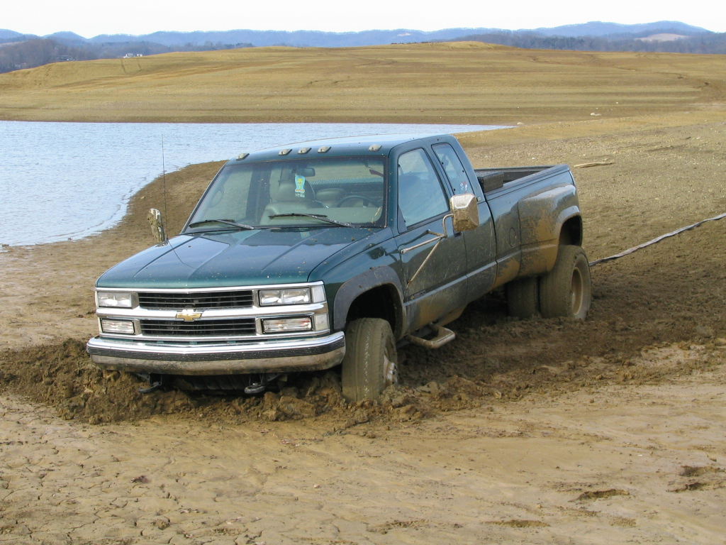 1996 chevy dually