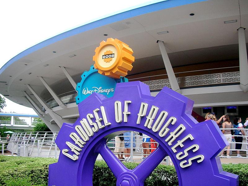 Walt Disney S Carousel Of Progress Walt Disney World