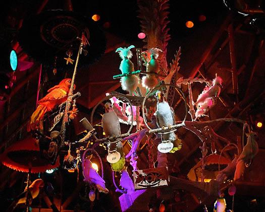 Enchanted Tiki Room - Walt Disney World - Magic Kingdom