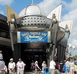 The Timekeeper Walt Disney World Magic Kingdom