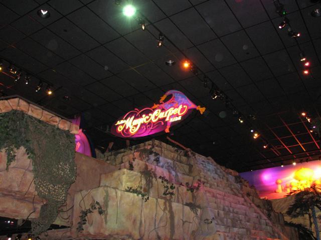 Disneyquest Aladdin S Magic Carpet Ride Carpet Vidalondon