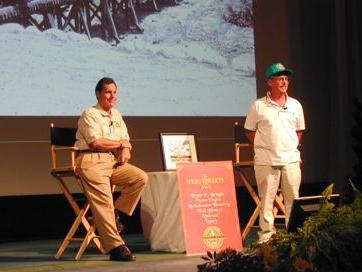 Michael Broggie and Roger Broggie Jr.
