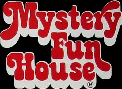 The Mystery Fun House. A very missed Orlando attraction
