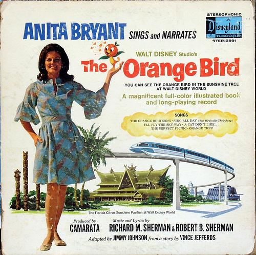 Anita Bryant - The Orange Bird Song