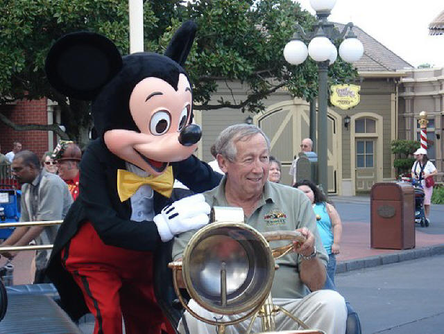 Image result for roy disney