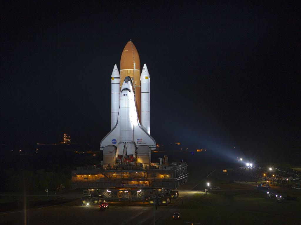 STS-133 Space Shuttle Endeavour